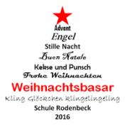 Weihnachtsbasar der Schule Rodenbeck