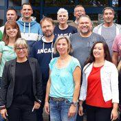 Team der Schule Rodenbeck